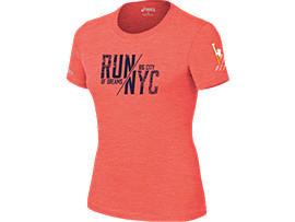 Marathon Run NYC Tee