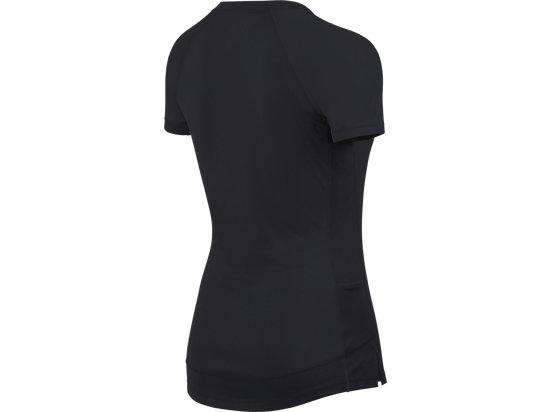 ASX Dry Short Sleeve Performance Black 7