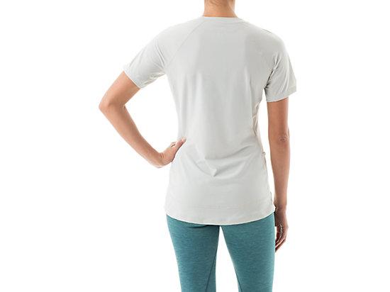 ASX Dry Short Sleeve Grey Violet 7