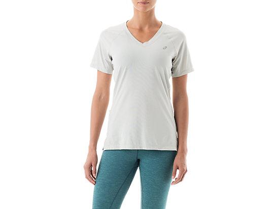 ASX Dry Short Sleeve Grey Violet 3