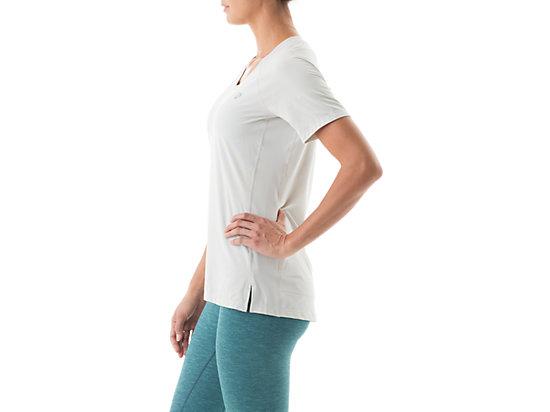 ASX Dry Short Sleeve Grey Violet 11