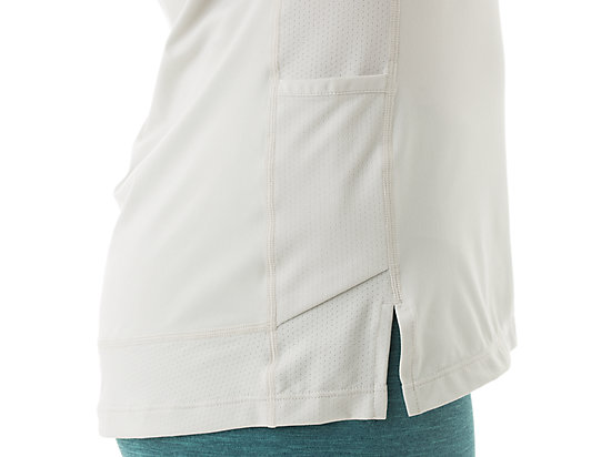 ASX Dry Short Sleeve Grey Violet 19