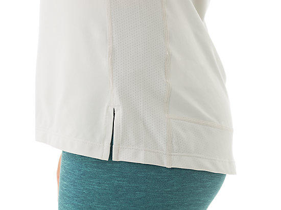 ASX Dry Short Sleeve Grey Violet 23