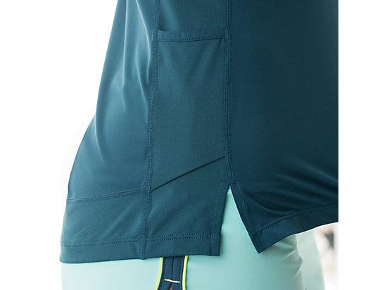 ASX Dry Short Sleeve Dark Teal 19