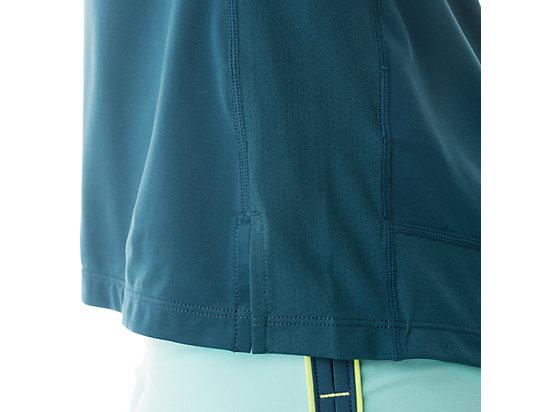 ASX Dry Short Sleeve Dark Teal 23