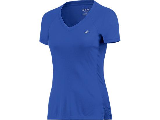 ASX Dry Short Sleeve Royal Blue 3