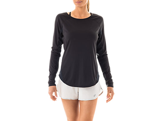 fuzeX Long Sleeve Performance Black 3