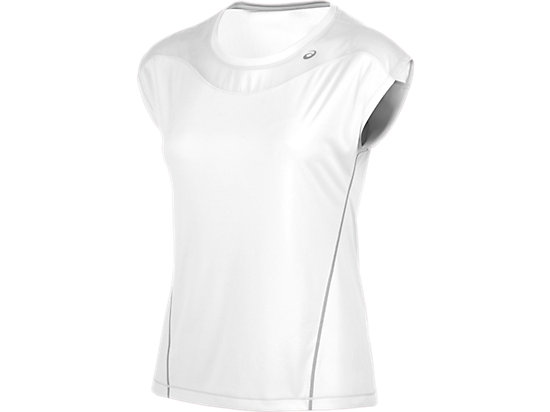 Lite-Show Favorite Short Sleeve Real White 3
