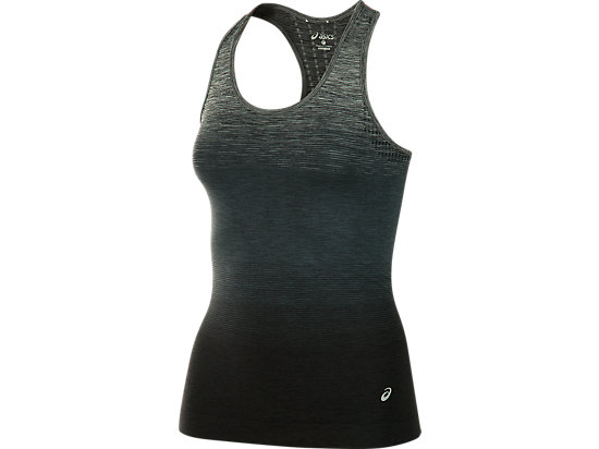 Seamless Tank Performance Black 3