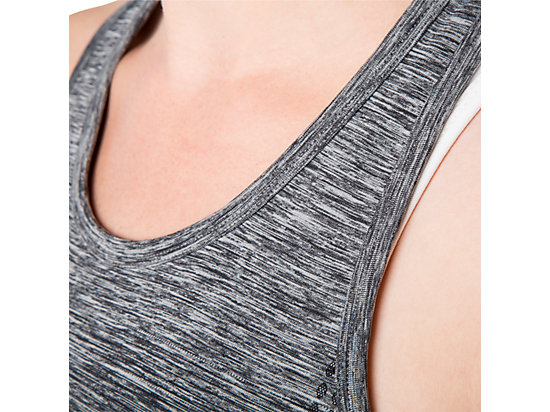 Seamless Tank Performance Black 19