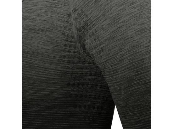 Seamless Long Sleeve Performance Black 11