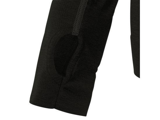 Seamless Long Sleeve Performance Black 19