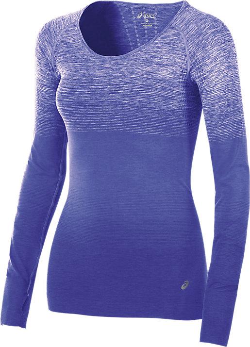 Seamless Long Sleeve Royal Blue 3 FT
