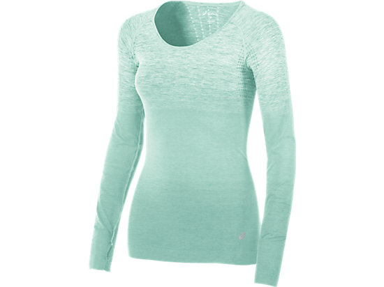 Seamless Long Sleeve Soothing Sea 3