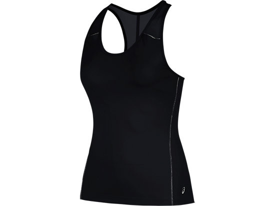Lite-Show Bra Tank Performance Black 3
