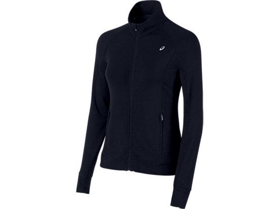 Full Zip Fleece Performance Black 3