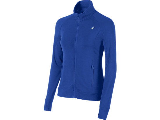 Full Zip Fleece Royal Blue 3