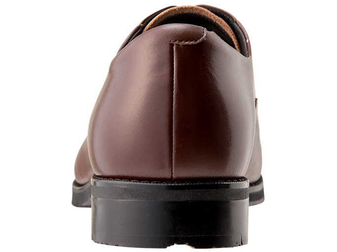 Back view of ランウォーク メンズ G-TX 4E, BROWN