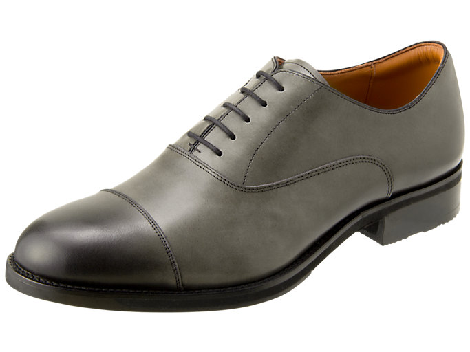 Right side view of RUNWALK WALKING SHOES 3E, STONE GREY