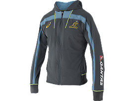 WALLABIES 2016 TRAINING ZIP THRU HOODIE