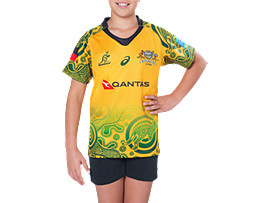 WALLABIES INDIGENOUS JERSEY - INFANTS
