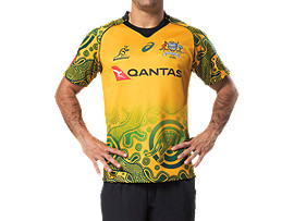 WALLABIES INDIGENOUS JERSEY