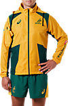 WALLABIES REPLICA MATCH DAY WET WEATHER JACKET