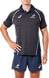 WALLABIES REPLICA MEDIA POLO