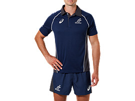 WALLABIES REPLICA TRAINING POLO