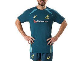 WALLABIES TRAINING TEE