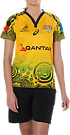 WALLABIES INDIGENOUS JERSEY - WOMEN'S