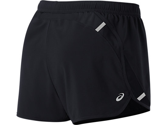 Marathon Split Short Black 7