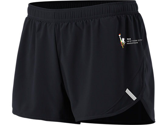 Marathon Split Short Black 3