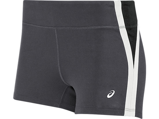 Impulse Short Steel Grey/White 3
