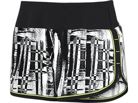 Everysport Short Black White Glitch Print 3