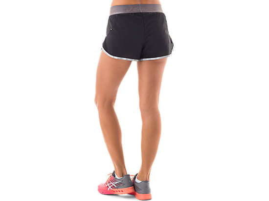 fuzeX Split Short Performance Black 7