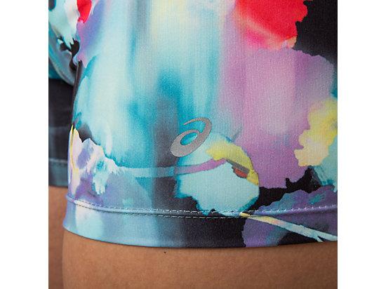 Booty Short Inkblot Floral 15
