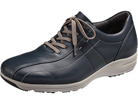 PEDALA WALKING SHOES 3E, ネイビー