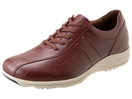 PEDALA WALKING SHOES 3E, レッド
