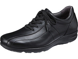 PEDALA WALKING SHOES 3E, ブラック