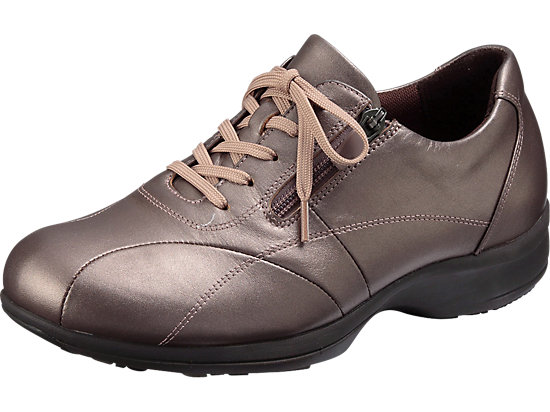 PEDALA WALKING SHOES 3E, ライトブラック