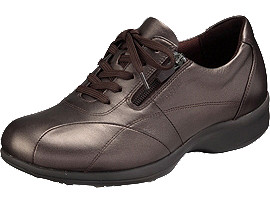 PEDALA WALKING SHOES 3E, ブロンズ