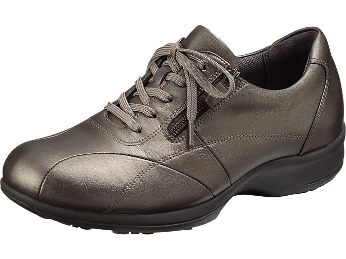 PEDALA WALKING SHOES 3E, Pウォームグレー