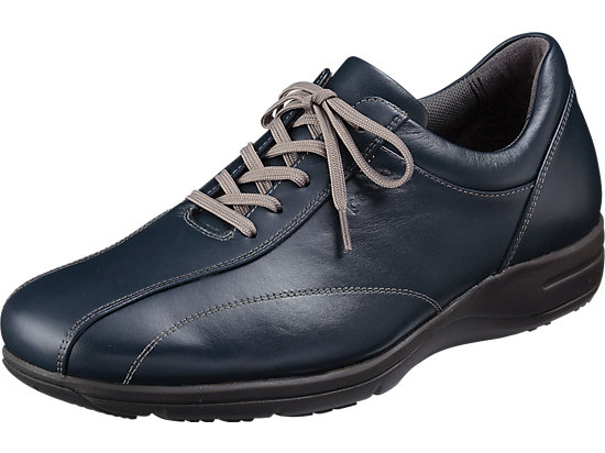PEDALA WALKING SHOES 4E, ネイビー