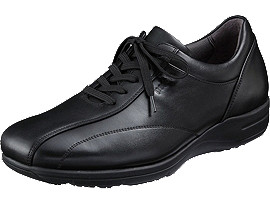 PEDALA WALKING SHOES 4E, ブラック