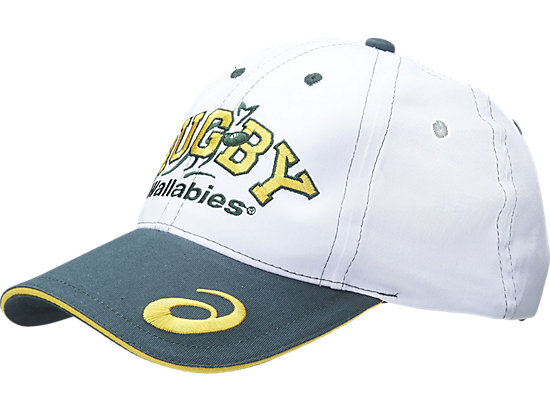 WALLABIES 2016 SUPPORTER RUGBY CAP WHITE 3