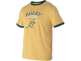 WALLABIES 2016 SUPPORTER TRADITIONAL RUGBY T-SHIRT