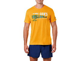 WALLABIES MENS LINEBREAK TEE
