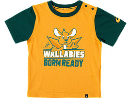 WALLABIES INFANTS BORN READY TEE