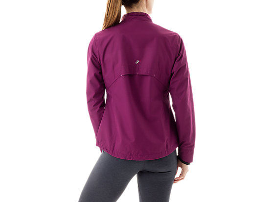 Women's Storm Shelter Jacket Magenta/Mulberry 7